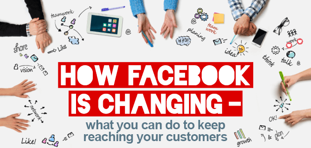 Facebook is changing