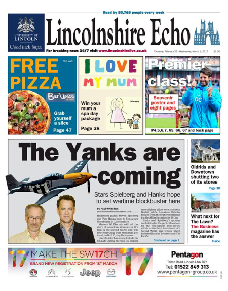 lincolnshire echo dating To maximise your chances of finding success, we've enhanced the members' area of lincolnshire echo dating to include members with all interests and characteristics.