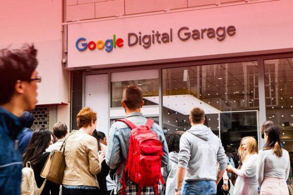 Google Digital Garage Birmingham Twitter