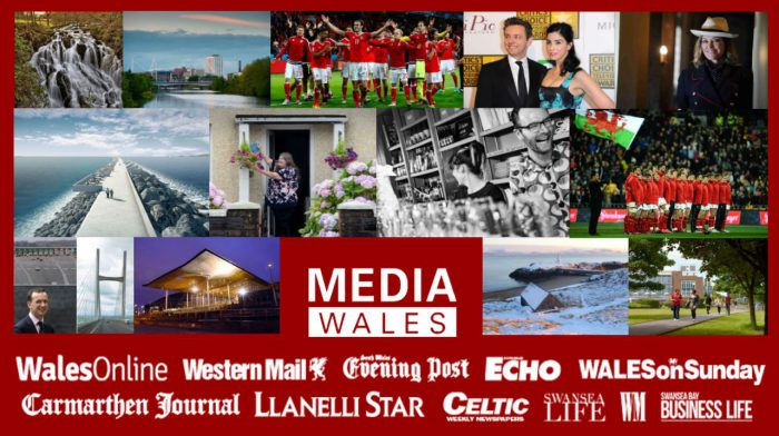 Media Wales Welcome