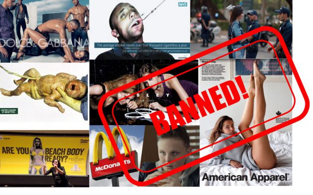 banned ads examples